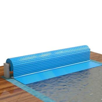 Автоматические жалюзи для бассейнов
