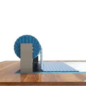 Ролеты для бассейнов