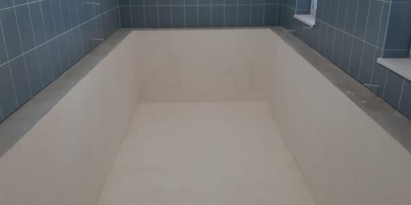 Бассейн отделка