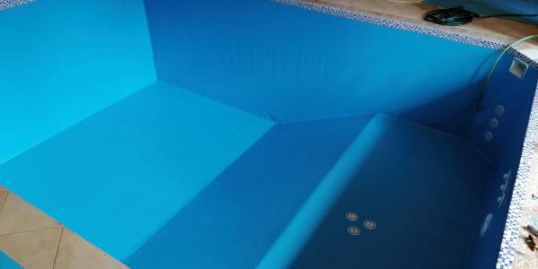 Сварка пленки в бассейнах