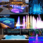 Прожектор светодиодный Aquaviva LED003 252LED (18 Вт) RGB