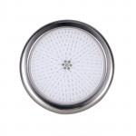 Прожектор светодиодный Aquaviva LED227C 252LED (18 Вт) RGB + закладная, тип крепления резьба