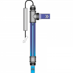 Ультрафиолетовая установка salt water uv-c 40 вт vge