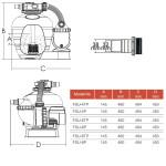 Фильтровальная установка Aquaviva FSU-8TP/88033669