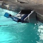 Робот-пылесос для бассейна Hayward TigerShark 2 (резиновый валик)