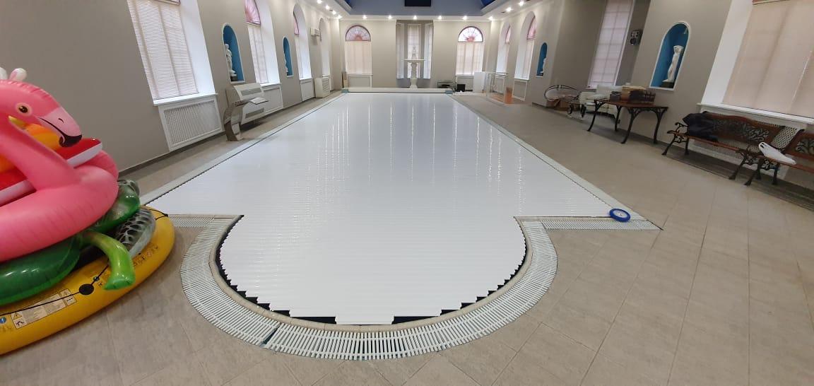 Ламели для бассейна производство в Москве