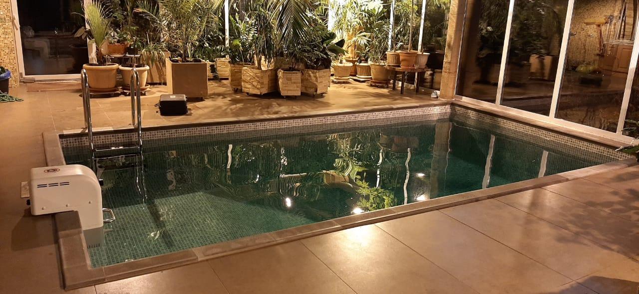 Ремонт бассейна в Москве