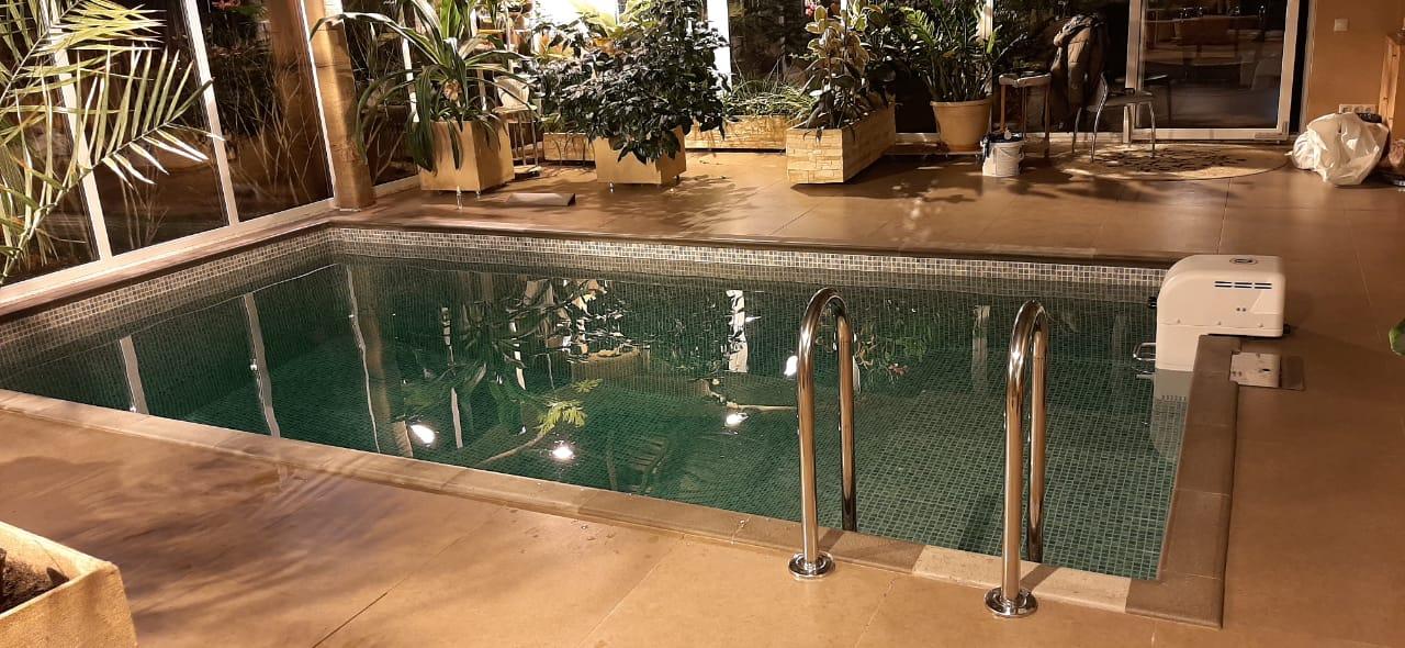 Капитальный ремонт бассейна