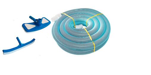 Ручной вакуумный пылесос для бассейна